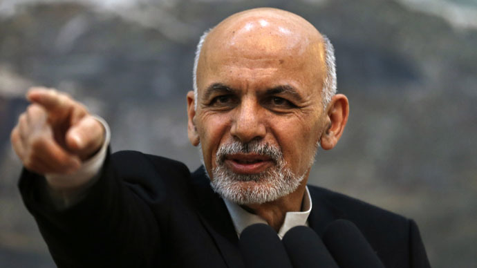 At Swearing-in Ceremony of Newly Appointed IEC & IECC Members, President Ghani Warns Against Any Political Links