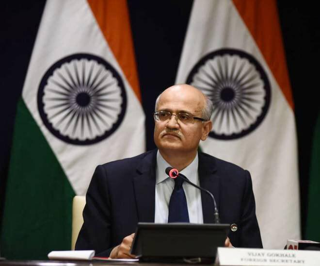 We Struck Biggest JeM Training Camp, Actions Necessitated Due to Lack of Concrete Measures by Pakistan to Counter Terrorist Infrastructures: Indian Foreign Secretary