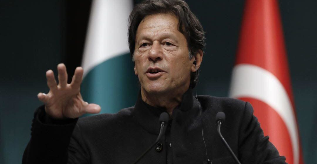 Pak Foreign Ministry Clarifies: PM Khan's Comments Taken Out of Context
