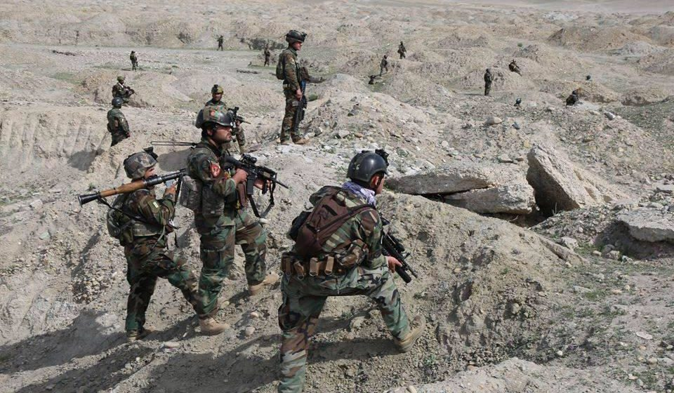 MoI: 653 Key Taliban Insurgents and IS-K Terrorists Killed Over Past Year