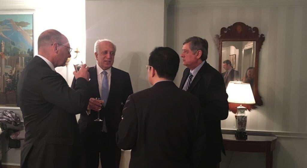 Quadrilateral Meeting: US, EU, Russia & China Discuss Afghan Peace Process
