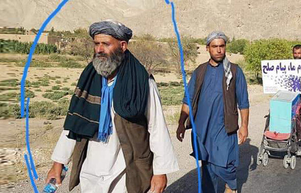 Abdul Ghani Kaka: Helmand Peace March Member Dies in Pursuit of Peace
