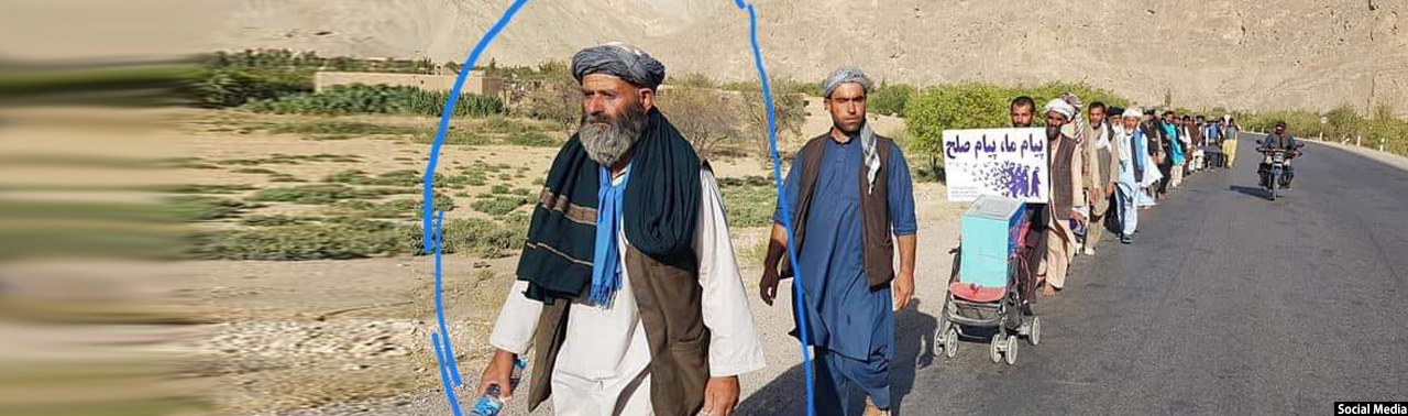 Abdul Ghani Kaka: Helmand Peace March Member Dies in Pursuit of Peace