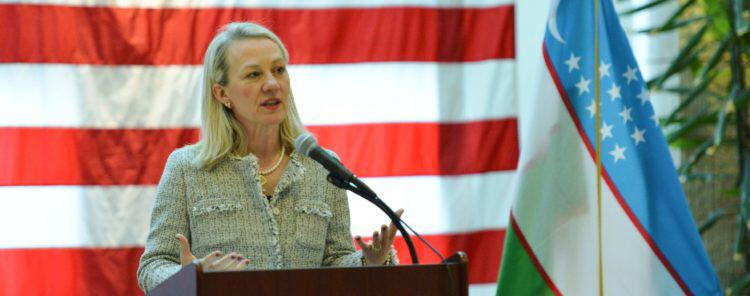 US Emphasises on Strong Relations with Uzbekistan