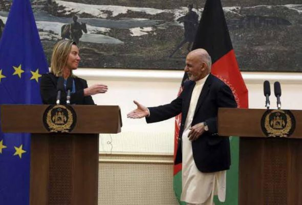 EU Envoy: Time for Afghans to Move Peace Process Forward