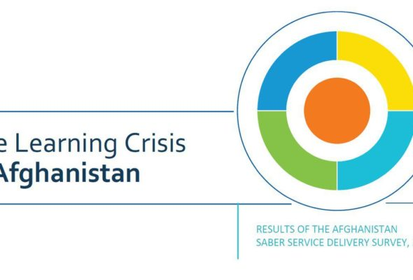 World Bank Survey Shows Afghan Education System Lags Behind in All Key Determinants of Learning