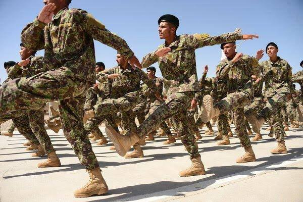 Afghan Army Uniform's Detectable Pattern Might be Costing More Soldiers' Lives, Not Just Money: Pentagon Study