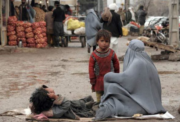 Multidimensional Poverty in Afghanistan Affects 6/10 Children: Study