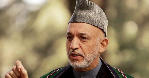 Ex-President Karzai Calls For Immediate End to Current War