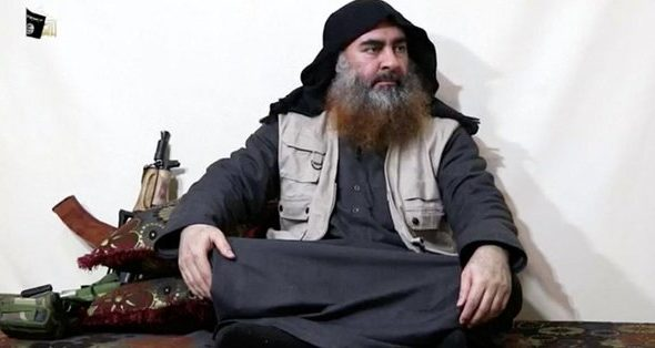 Islamic State Releases Video By al-Baghdadi, Claims SL Attack was Response to Baghouz Loss