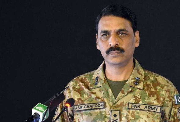 """Pak DG ISPR Says PTM's """"Time is Up"""""""