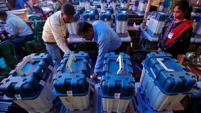 Indian General Elections Kickstart Today: 20 States Go to Poll