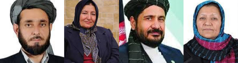 Elected Lawmakers of Afghan House of Representatives (8): The Journey of 4 Representatives from Herat, Ghor, Balkh and Daykundi Provinces