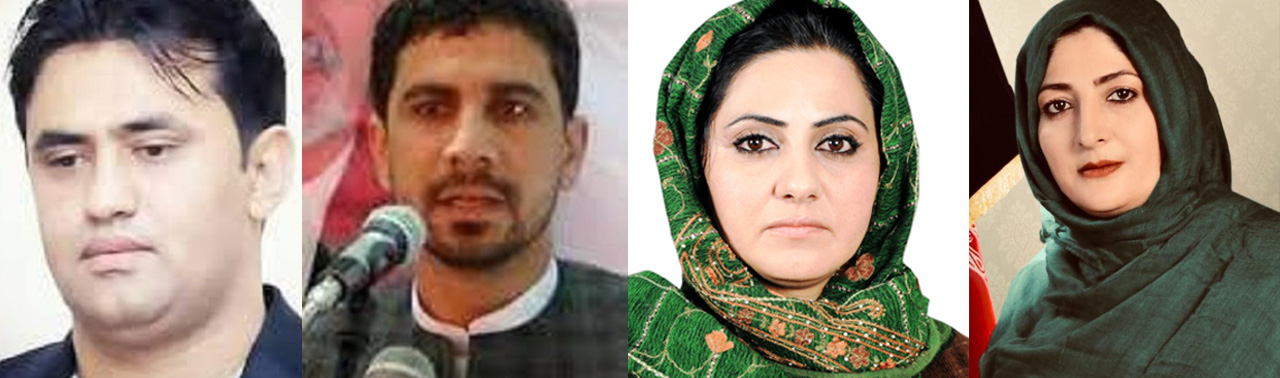 Elected Faces of Afghan House of Representatives (15): The Path of 5 Lawmakers from Badghis, Herat, Laghman and Paktika