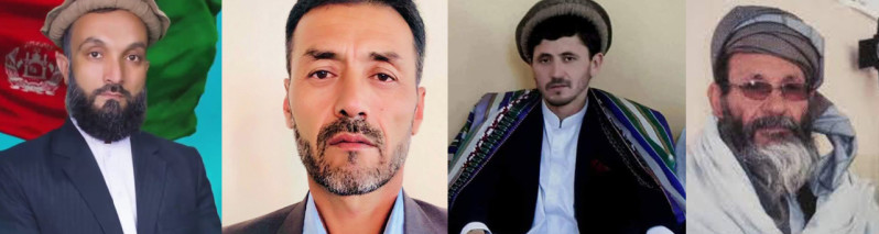 Elected Lawmakers of Afghan House of Representatives (14): Journey of 4 Lawmakers from Herat, Ghor and Badghis Province