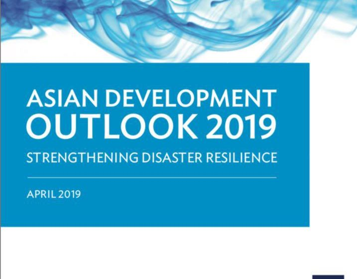 ADB Asian Development Outlook 2019: Projected Economic Development of Afghanistan at 2.5% in 2019, Growth Prospects Curtailed by Multiple Factors