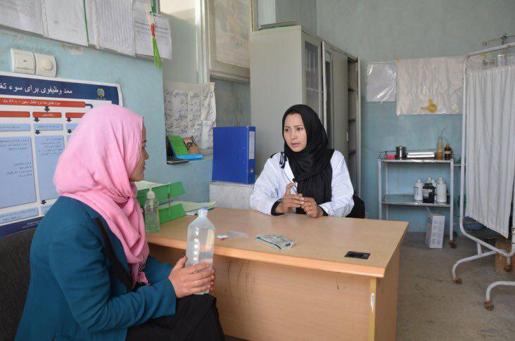 USAID & MoPH Implement Programs to Make Quality Basic Health Care Accessible to Afghans