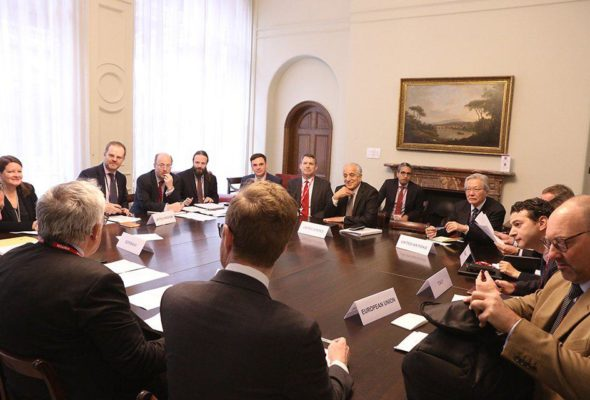 Special Envoys from US & Europe Reiterate Affirmation on Sustainable Peace in Afghanistan