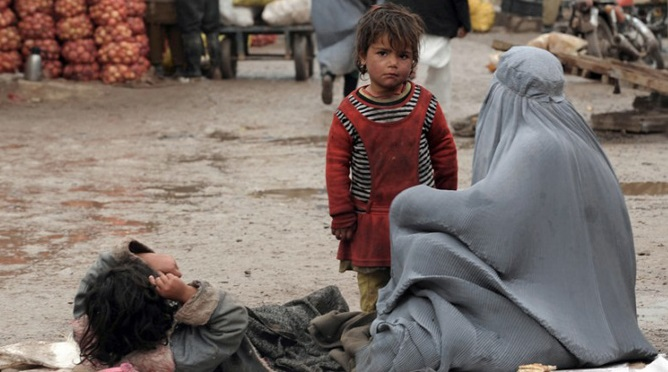 Shocking Poverty in Afghanistan: Will New Findings on Multi-Dimensional Poverty Affect the Country's Future?