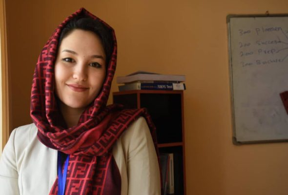 From a Victim to an Advocate: The Inspiring Initiative of Sohaila Hashemi for Epilepsy Patients in Afghanistan