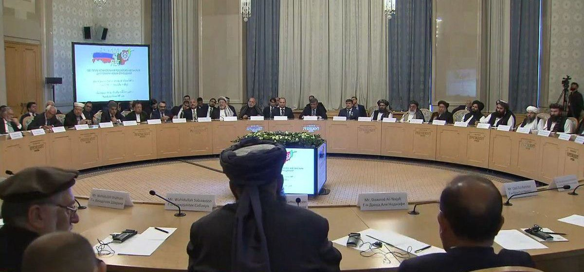 Two Days Intra-Afghan Dialogue Starts In Moscow