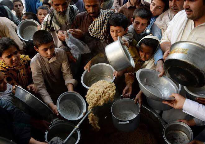 2 Million Children Acutely Malnourished In Afghanistan: UNICEF