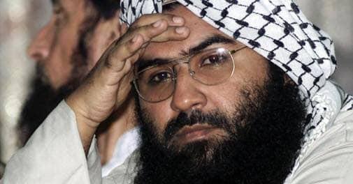 JeM Chief Masood Azhar Designated as Global Terrorist by UNSC