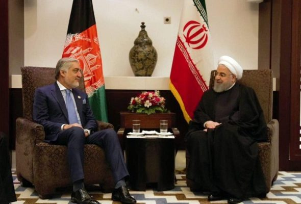 Rouhani: The Security of Countries in The Region, Including Iran & Afghanistan, Are Tied Together