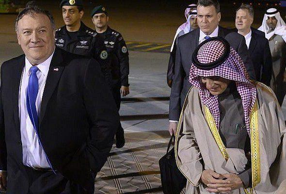US Secretary of State Visits Jeddah to Consult Allies Regarding Iran