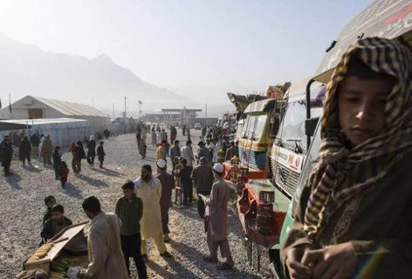 Afghan Returnees Face More Economic Difficulties Than Refugees That Don't Come Back: Report
