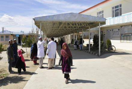 EU Concerned Over  Attacks on Health Workers & Facilities in Afghanistan
