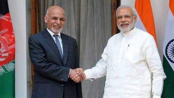 India to Continue Supporting Afghanistan Despite US Troop Withdrawal