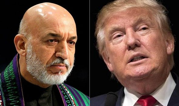 Karzai: Trump Has Showed He Has No Respect for Human Life & Dignity