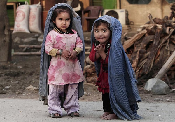 Confronting Struggle: Afghanistans War Widows | Pulitzer