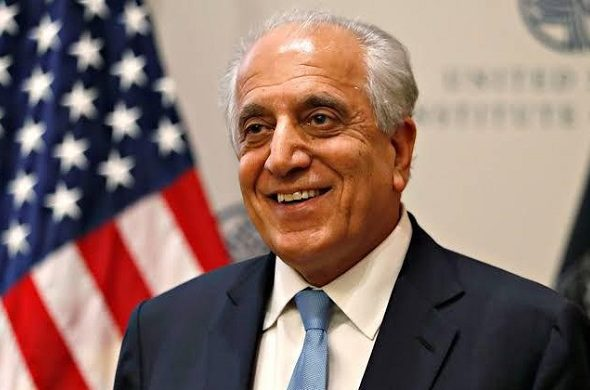 Khalilzad Welcomes Announcements by Afghan Palace, Taliban, Qatar to Start Peace Talks on Sep12