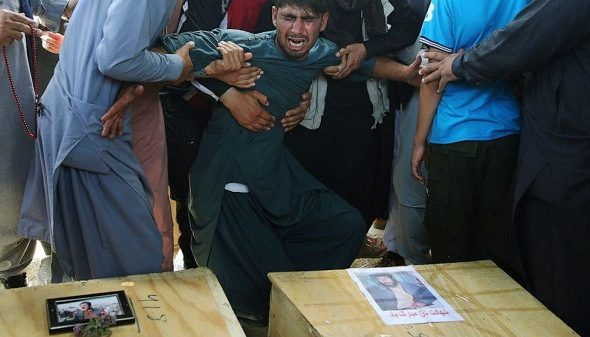 Afghans' Fear for Personal Safety Has Increased: Survey