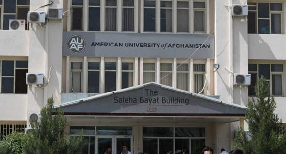 American University in Kabul Could Close Down Next Year