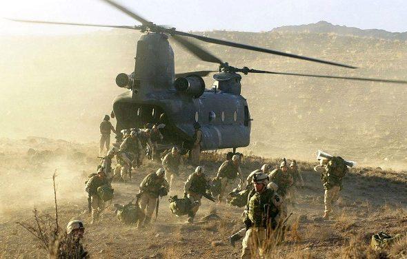 Pentagon Leaders Reject Negative View of War in 'Afghan Papers'