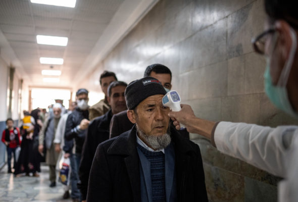 COVID-19 in Afghanistan (3): From 29 New Cases to Expansion of Provincial Movements Restrictions
