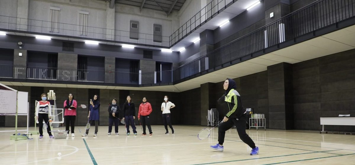 Nooria Najafi: Leading the future of para athletes in Afghanistan