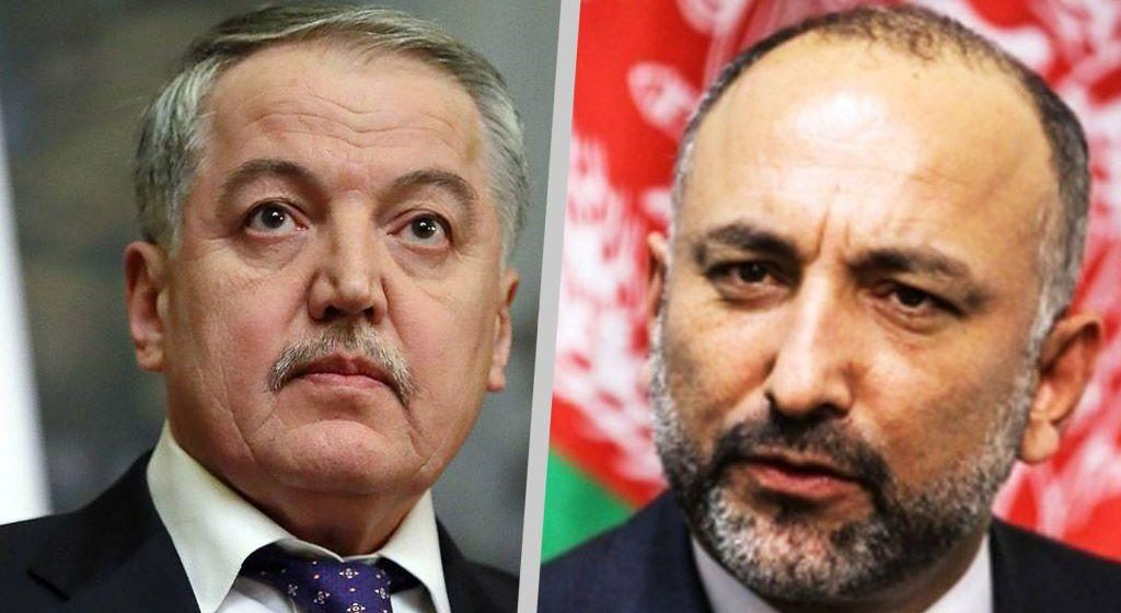 Afghan, Tajik Foreign Ministers Hold Meeting Through VTC to Discuss Coronavirus Prevention Issues