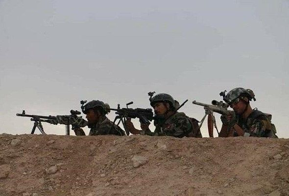 10 Taliban Insurgents Killed, Wounded by Security Forces in Kandahar