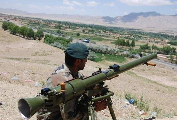Six Taliban Insurgents Killed in Qara Bagh District of Ghazni