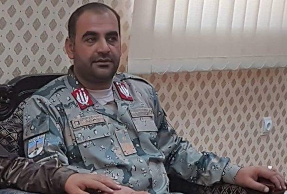 Amanullah Wahid Appointed as Kabul Police Chief: MoI