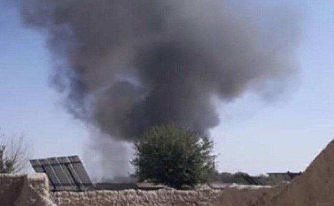 Bomb Blast in Helmand Province Leaves 8 People Killed