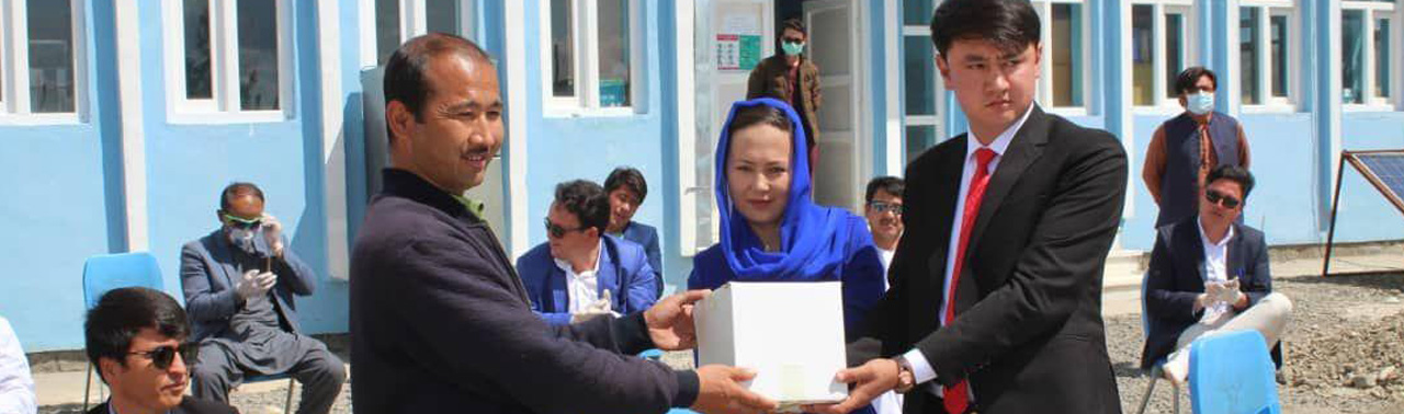 Charity In The Corona Age (5); Afghan Couple's Empathy Symbolizes Generational Change In Afghanistan