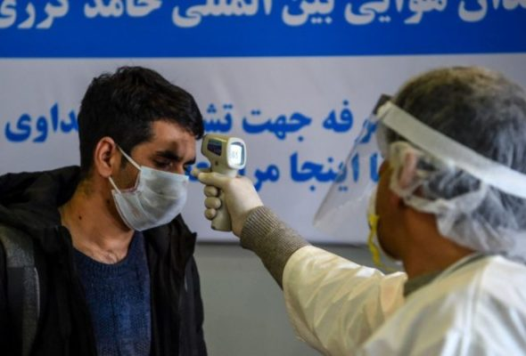 COVID-19 in Afghanistan (7): Number of Infected Passes 300