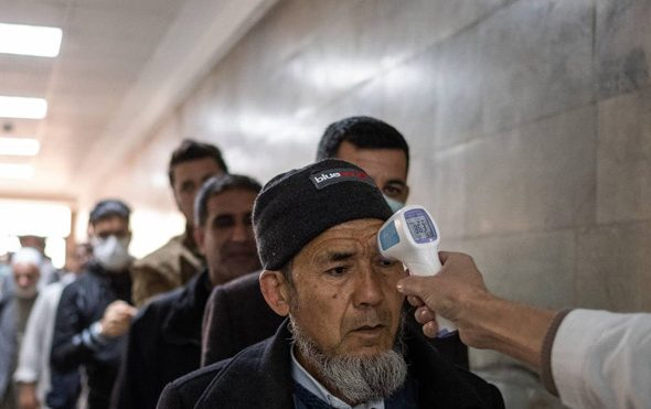 Coronavirus update in Afghanistan (23): 42 New Cases and The Delivery of Second Consignment of China's aid