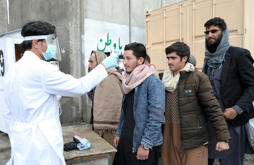 COVID-19 in Afghanistan (5): Spike in number of Coronavirus cases in the country