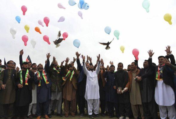 May Coronavirus Bring Peace to Afghanistan?